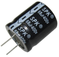 Condensator polarizat (electrolitic)