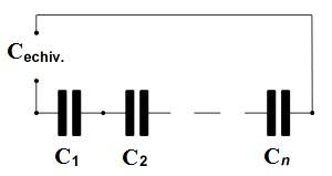 Figura-1.-Legarea-condensatoarelor-in-serie - Hobbytronica