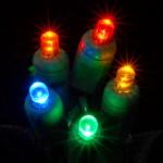Lumini de Crăciun Computerizate (v.2) - Hobbytronica